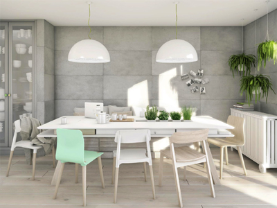 SWEET MODERN KITCHEN KRK